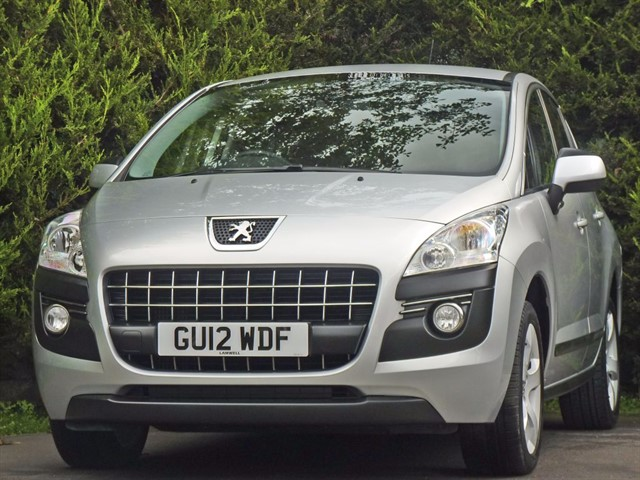 used Peugeot 3008 1.6 HDi ACTIVE in dorset
