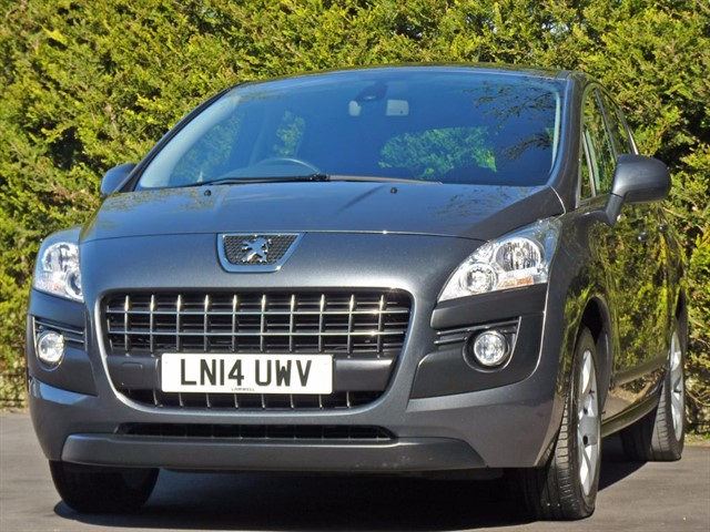 used Peugeot 3008 1.6 ACTIVE in dorset