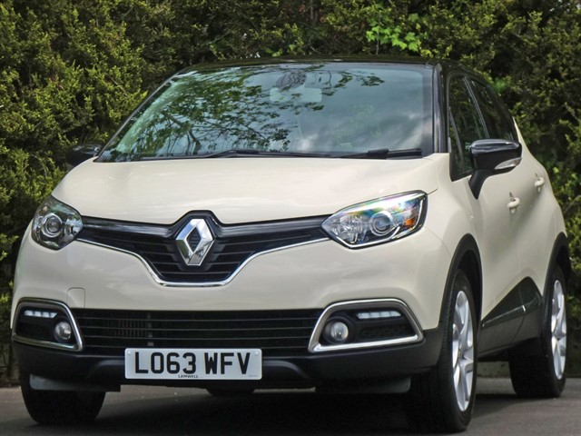 used Renault Captur DYNAMIQUE MEDIANAV ENERGY DCI S/S in dorset