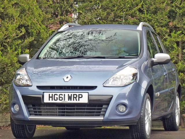 used Renault Clio 1.5 DYNAMIQUE TOMTOM TCE in dorset