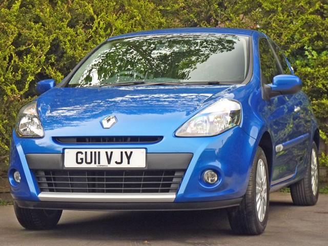 used Renault Clio 1.1 I-MUSIC in dorset