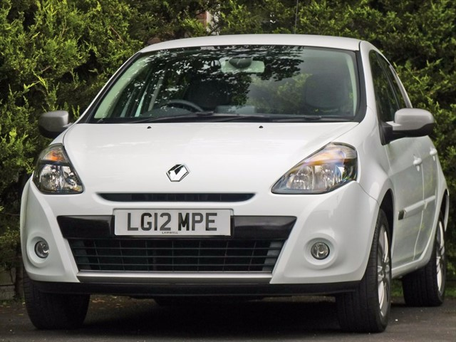 used Renault Clio DYNAMIQUE TOMTOM  in dorset