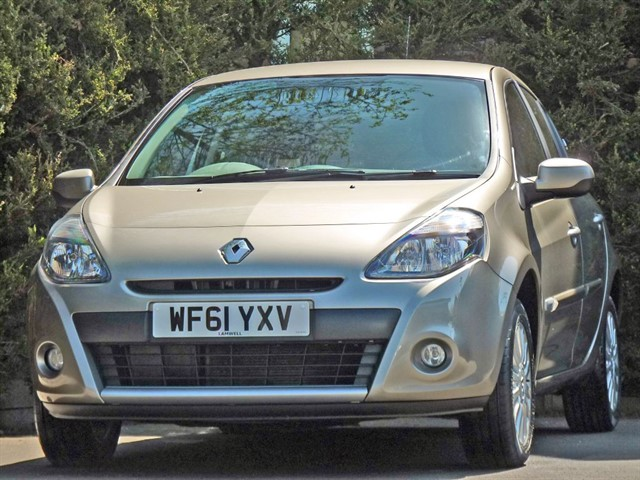 used Renault Clio I-MUSIC in dorset