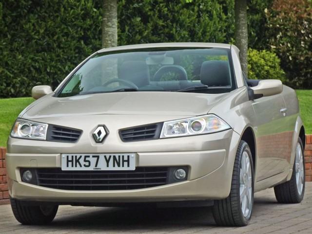 used Renault Megane 1.6 DYNAMIQUE  in dorset