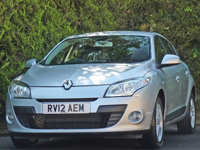 used Renault Megane DYNAMIQUE TOMTOM  in dorset