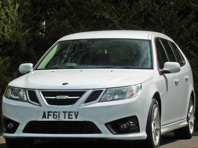 used Saab 9-3 SE TTID4 180 ESTATE in dorset