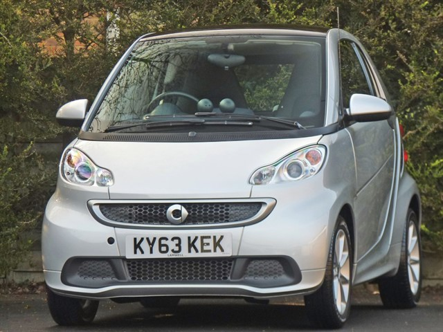 used Smart Car Fortwo Coupe PASSION MHD in dorset