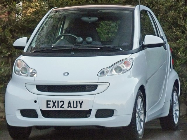 used Smart Car Fortwo Coupe PASSION AUTOMATIC in dorset