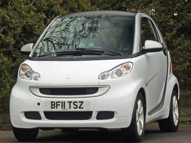 used Smart Car Fortwo Coupe PULSE MHD in dorset