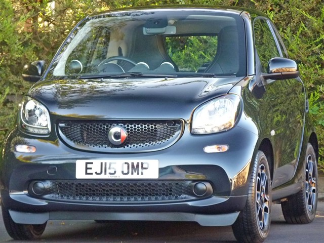 used Smart Car Fortwo Coupe 1.0 PRIME PREMIUM in dorset