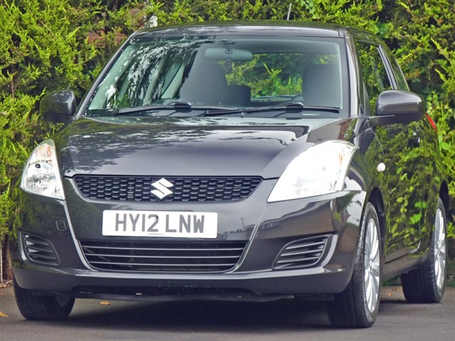 used Suzuki Swift SZ3 in dorset