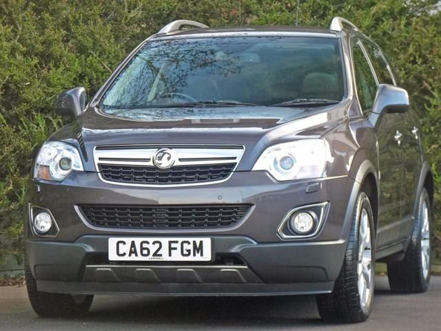 used Vauxhall Antara SE NAV 2.2 CDTI 4X4 in dorset