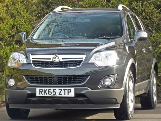 used Vauxhall Antara DIAMOND 2.2 CDTI in dorset