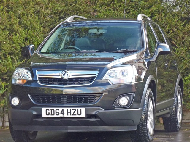 used Vauxhall Antara 2.2 CDTi DIAMOND in dorset