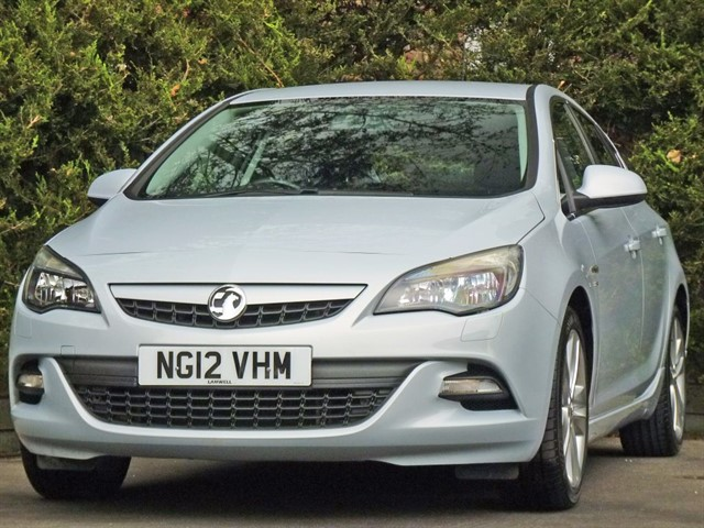 used Vauxhall Astra 1.6 SRI VX-LINE in dorset