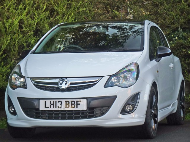 used Vauxhall Corsa 1.2 LIMITED EDITION in dorset