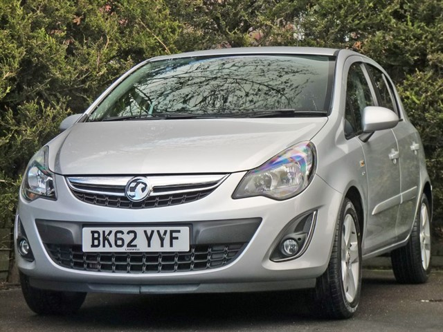used Vauxhall Corsa 1.2 SXI AC in dorset