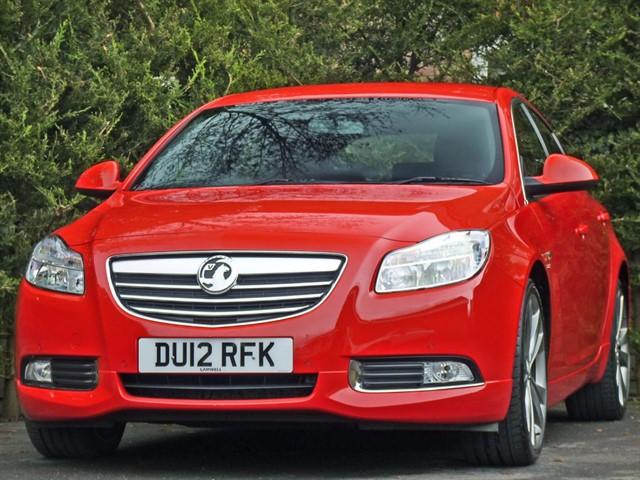 used Vauxhall Insignia 2.0 CDTi SRI NAV VX-LINE in dorset