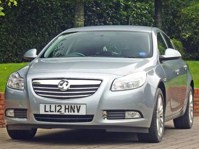used Vauxhall Insignia EXCLUSIV in dorset