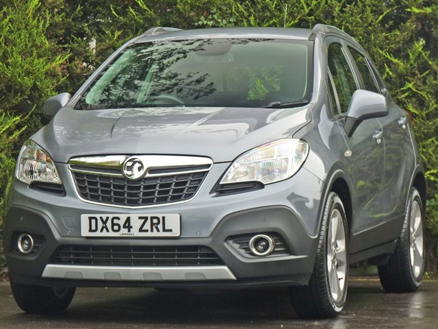 used Vauxhall Mokka EXCLUSIV in dorset