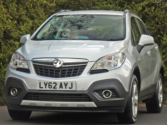 used Vauxhall Mokka 1.7 CDTi EXCLUSIV in dorset