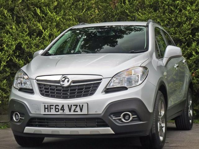 used Vauxhall Mokka 1.4 SE AUTOMATIC in dorset