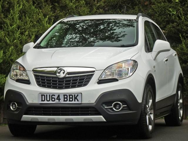 used Vauxhall Mokka 1.6 SE in dorset