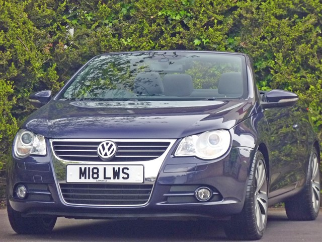 used VW Eos 2.0 TFSi SPORT CONVERTIBLE in dorset