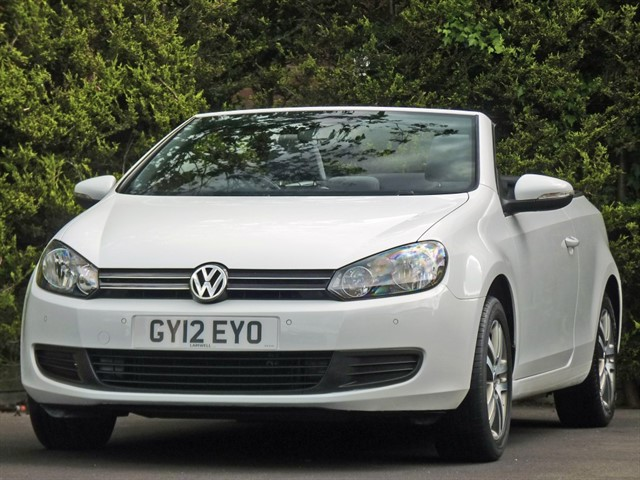 used VW Golf S TSI in dorset