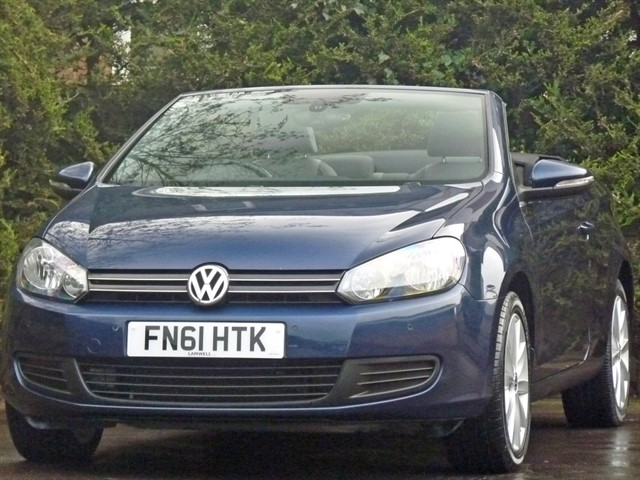 used VW Golf S TDI BLUEMOTION TECHNOLOGY in dorset