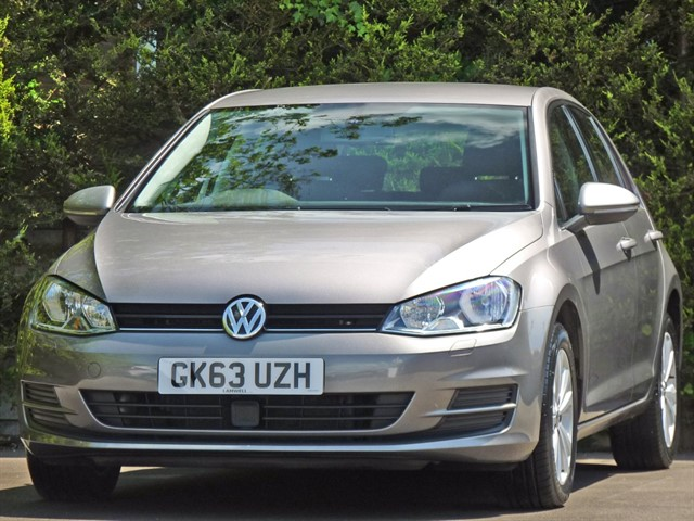 used VW Golf SE TDI BLUEMOTION TECHNOLOGY in dorset
