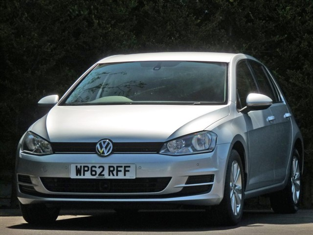 used VW Golf 1.4 SE TSI BLUEMOTION TECHNOLOGY in dorset
