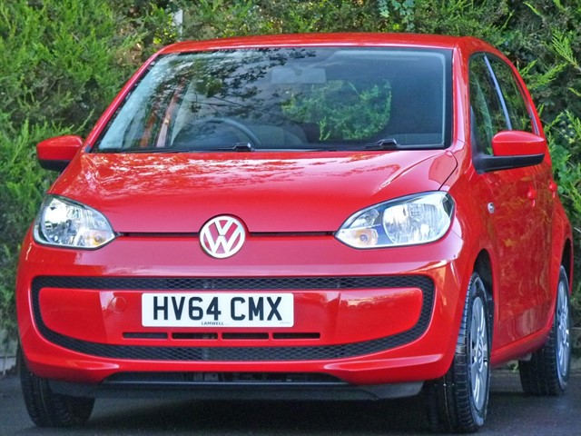 used VW Up MOVE UP in dorset