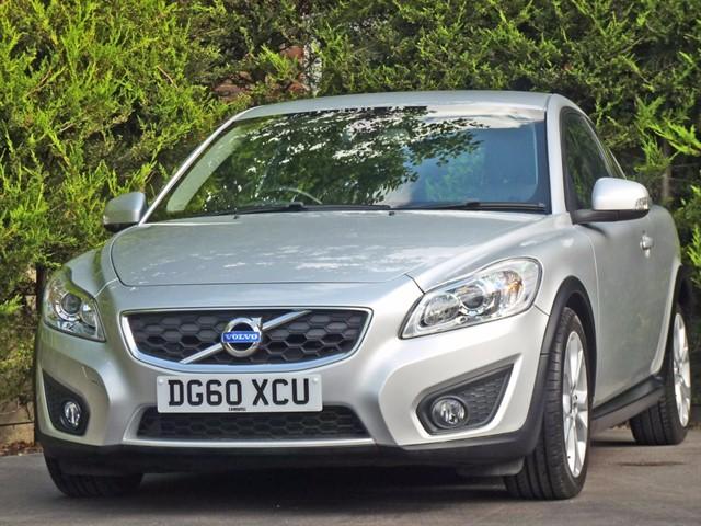 used Volvo C30 D DRIVE SE in dorset