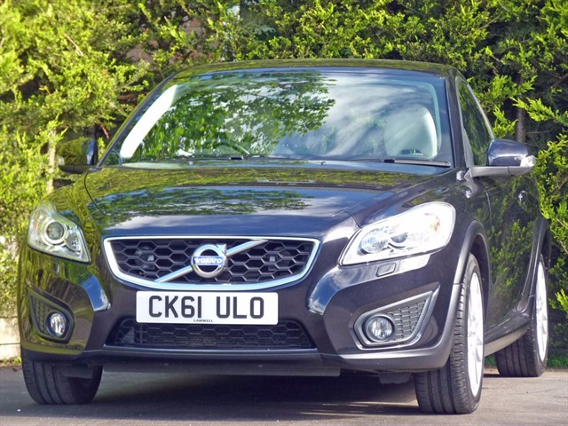 used Volvo C30 SE LUX in dorset