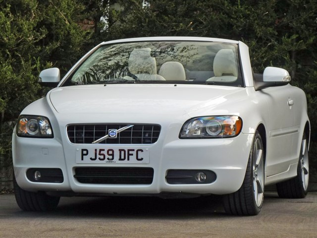 used Volvo C70 2.0 D S AUTOMATIC COUPE CONVERTIBLE in dorset