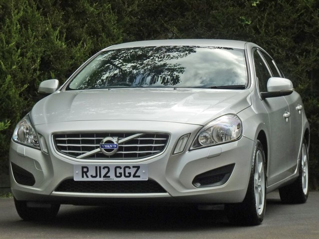 used Volvo S60 T3 SE in dorset