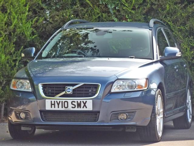 used Volvo V50 1.6 D DRIVE SE in dorset