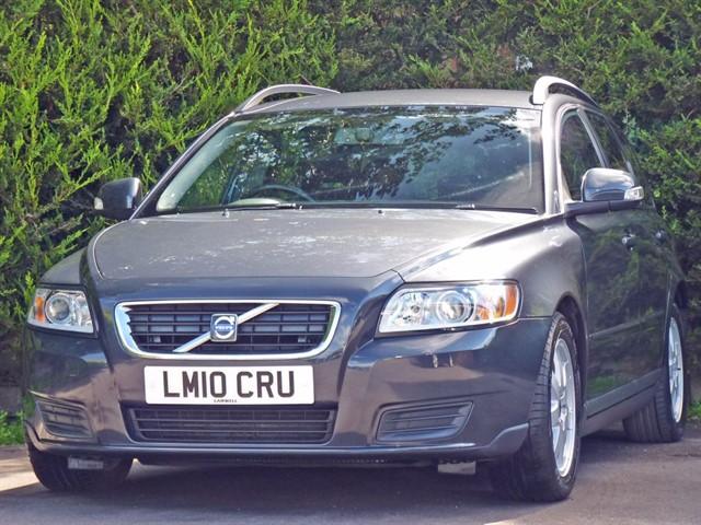 used Volvo V50 1.6 D DRIVE  in dorset