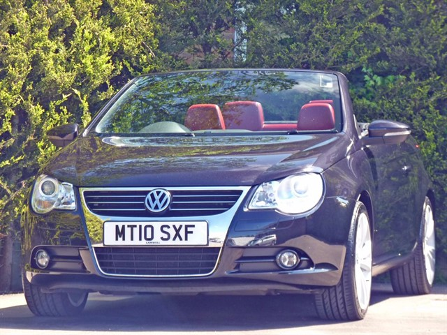used VW Eos 2.0 TDi SPORT COUPE CONVERTIBLE in dorset