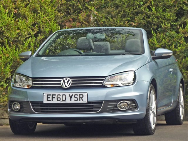 used VW Eos SPORT BLUEMOTION TECHNOLOGY in dorset