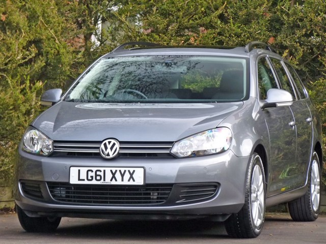 used VW Golf SE 1.6 TDI ESTATE in dorset