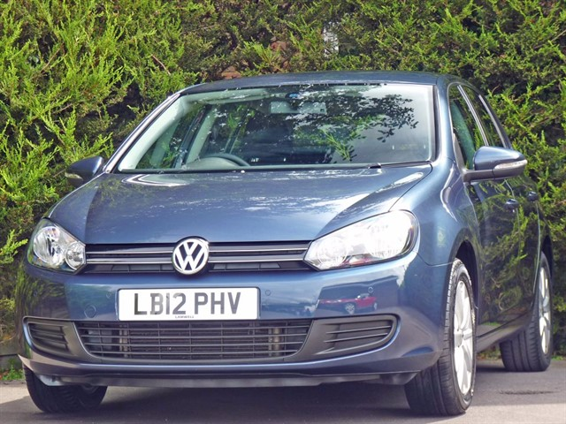 used VW Golf  1.6 TDI MATCH BLUEMOTION TECHNOLOGY in dorset