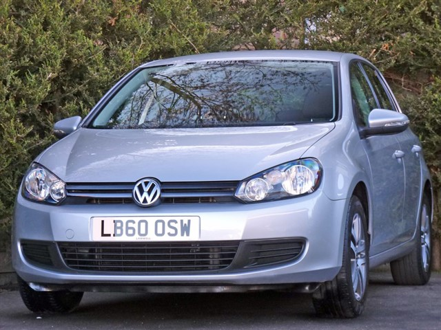 used VW Golf TWIST in dorset