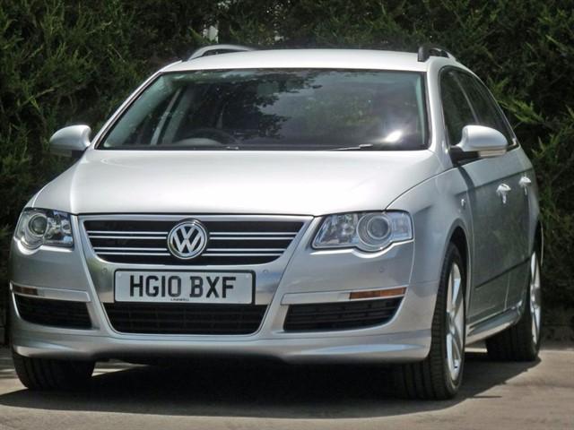 used VW Passat R LINE TDI DSG AUTOMATIC in dorset