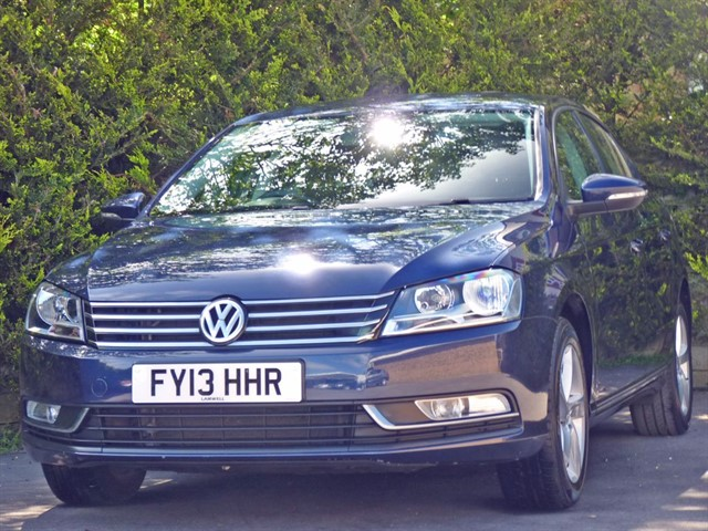 used VW Passat 1.6 TDI BLUEMOTION TECHNOLOGY in dorset