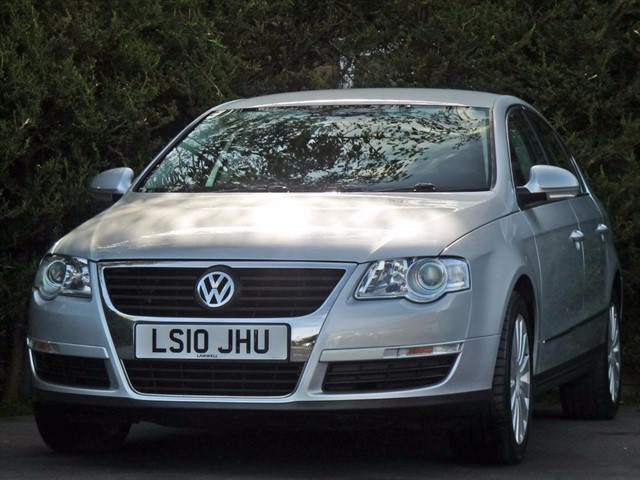 used VW Passat 2.0 TDi HIGHLINE  in dorset