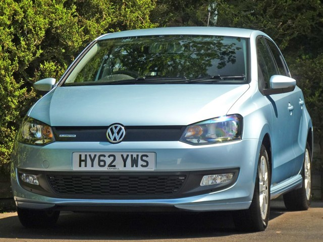 used VW Polo 1.2 TDi BLUEMOTION in dorset