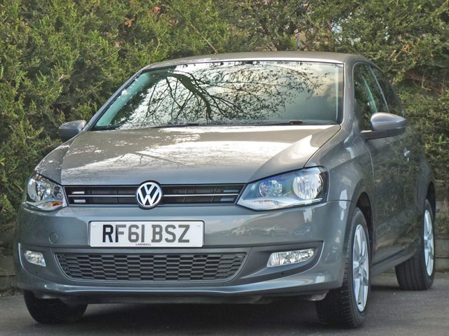 used VW Polo 1.2 MATCH in dorset