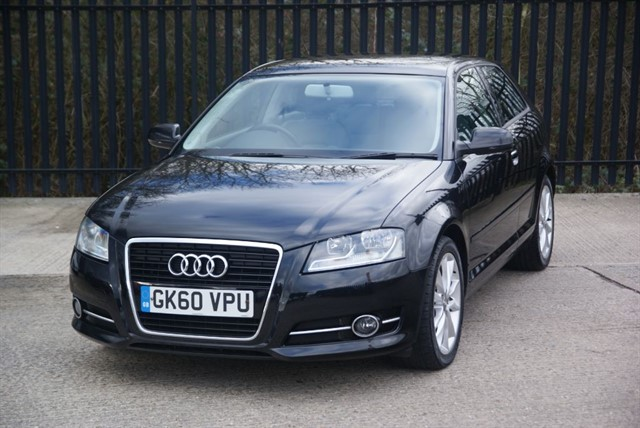 used Audi A3 TFSI SPORT in colchester-essex